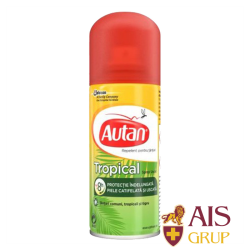 Autan Active Tropical Spray 100ml