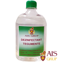 Dezinfectant Tegumente - AIS Pharma - preparat 500ml cu flacon